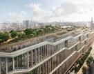 """Google xây dựng """"công viên"""" bên trong trụ sở chính tại London"""