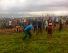 Họp báo khẩn vụ hàng trăm người tụ tập đòi đất ở Kon Tum