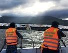 Thời tiết xấu, thợ lặn không thể tiếp cận tàu chìm tìm kiếm thuyền viên