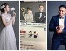 Độc đáo thiệp cưới mang giao diện Facebook của cặp đôi Hà Nội