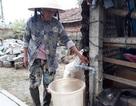 Gần 3.800 hộ dân trầy trật vì đường ống nước sạch vỡ do lũ