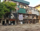 """Sắp cưỡng chế 11 hộ dân tại """"khu đất vàng"""" Lý Thường Kiệt - Hàng Bài"""