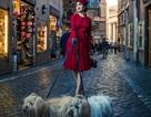 """Ngọc Loan hoá quý cô """"sang chảnh"""", dắt cún đi dạo ở thành Rome"""