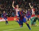 """""""Vượt ải"""" Atletico, Barcelona giành vé vào chung kết Cúp Nhà vua"""