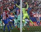 Những khoảnh khắc nghẹt thở ở đại chiến Atletico-Barcelona