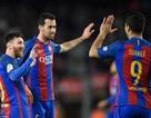 Barcelona 6-1 Gijon: Messi, Neymar, Suarez cùng lập công