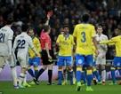Real Madrid 3-3 Las Palmas: Bale bị đuổi, C.Ronaldo lập cú đúp