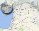 Pháo Mỹ yểm trợ, chiến binh Kurd đột nhập sân bay Tabqa ở Bắc Syria