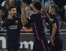Espanyol 0-3 Barcelona: Luis Suarez tỏa sáng
