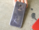 """Thử độ bền Galaxy S8 qua màn """"tra tấn"""" cường độ cao"""