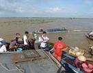 Chộn rộn chợ cá đồng... mùa nước nổi