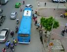 Hà Nội: Xe khách ồ ạt bắt khách dọc đường ngay trung tâm thành phố