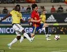 Tây Ban Nha 2-2 Colombia: Cứu tinh Morata