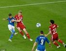"""Italia dễ dàng giành chiến thắng """"5 sao"""" ở vòng loại World Cup"""
