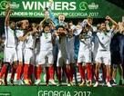 Hạ đàn em của C.Ronaldo, người Anh lên ngôi vô địch U19 châu Âu