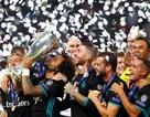 Đánh bại MU, Real Madrid giành Siêu Cup châu Âu 2017