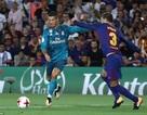 Barcelona 1-3 Real Madrid: C.Ronaldo ghi bàn và nhận thẻ đỏ