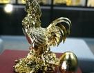 """Tết Đinh Dậu, gà mạ vàng rơi vào """"tầm ngắm"""" của dân... """"sang chảnh"""""""