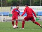 U20 Việt Nam hào hứng với buổi tập đầu tại Hàn Quốc