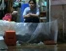 2 giờ hứng mưa lớn, thành phố mênh mông nước