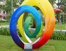 Công viên tượng 21 nền kinh tế thành viên APEC ở Đà Nẵng