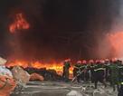 Cháy cực lớn tại bãi phế liệu, toàn TP Vũng Tàu mất điện