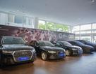 Audi bàn giao lô xe đầu tiên tài trợ cho sự kiện APEC 2017