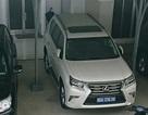 Doanh nghiệp tặng 2 xe Lexus cho Cà Mau