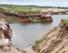 Lo ngại sạt lở nghiêm trọng tại mỏ sắt Thạch Khê do sóng lớn