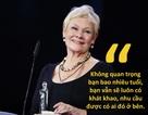 """Nữ diễn viên yêu ở tuổi 82: """"Hãy sống đúng với tuổi của mình!"""""""