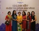 """Trang sức PNJ toả sáng cùng các nữ doanh nhân tại cuộc thi """"Bông sen vàng Thủ đô 2017"""""""