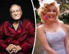 """""""Ông trùm Playboy"""" đã về bên… """"biểu tượng sex"""" Marilyn Monroe"""