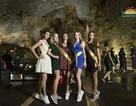 Dàn người đẹp Miss Grand International 2017 khoe sắc tại động Thiên Đường