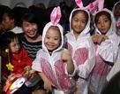 Hành khách nhí đáng yêu mùa trung thu Vietjet