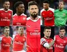 Arsenal bán 9 cầu thủ để giữ chân Alexis Sanchez và Ozil