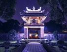 Lần đầu tiên có triển lãm vẻ đẹp của Văn Miếu - Quốc Tử Giám về đêm