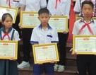 Vĩnh Long: Học sinh lớp 1 đoạt giải Nhì cuộc thi sáng tạo