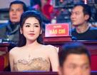"""Á hậu Tú Anh đẹp rạng rỡ trên """"ghế nóng"""" cuộc thi """"Người đẹp Kinh Bắc"""""""