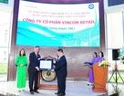 Vincom Retail chính thức niêm yết 1,9 tỷ cổ phiếu mã VRE
