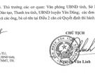 Chủ tịch tỉnh Bắc Giang chỉ đạo lập đoàn thanh tra việc điều động, bổ nhiệm công chức, viên chức