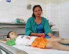 Thương bé 8 tuổi ở bệnh viện nhiều hơn ở nhà