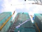 Tháp B khu phức hợp The GoldView chính thức được cất nóc