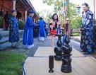 Người dân nô nức chơi Tết tại Hoàng cung Huế