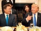 Ông Trump mời Tổng thống Hàn Quốc thăm khu ở riêng trên tầng 3 Nhà Trắng