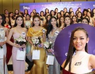 Mai Ngô bất ngờ không có mặt trong top 70 Hoa hậu Hoàn vũ