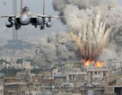 Toan tính của Mỹ khi sử dụng quân bài hóa học tại Syria