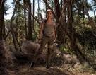 """""""Sao"""" phim Cô gái Đan Mạch hóa thân thành Lara Croft"""