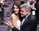 George Clooney đưa vợ bầu dự sự kiện