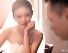 """""""Bạch Cốt Tinh"""" An Dĩ Hiên cùng chồng đại gia đi đăng ký kết hôn"""