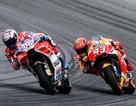 Các kịch bản vô địch thế giới MotoGP 2017 của Marquez và Dovizioso